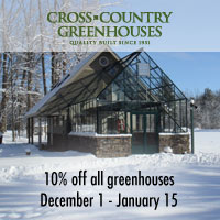 Huge Greenhouse Sale