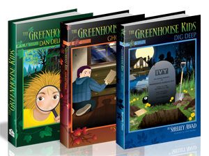 The Greenhouse Kids Trilogy