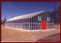 Commercial Greenhouses by Backyard Greenhouses