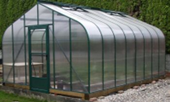 Anniversary Greenhouse