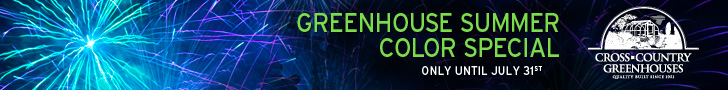 Greenhouse Summer Color Sale
