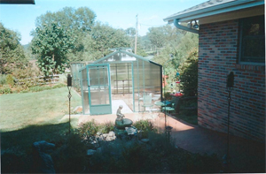 Fivewall Polycarbonate Greenhouse Kit