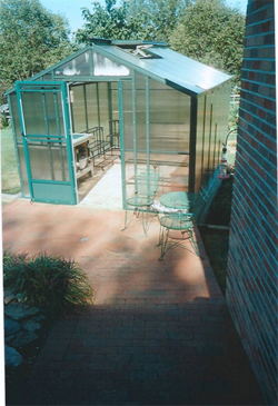 Fivewall Polycarbonate Greenhouse 10 x 12