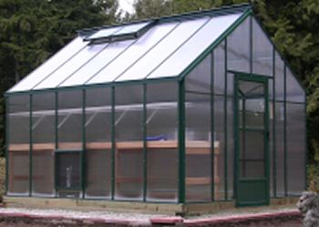Greenhouse Kits Greenhouse Gardening Polycarbonate