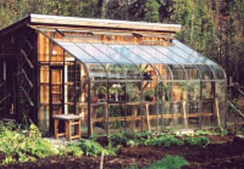 Atrium greenhouse lean to greenhouse greenhouse kits for House plans with greenhouse attached