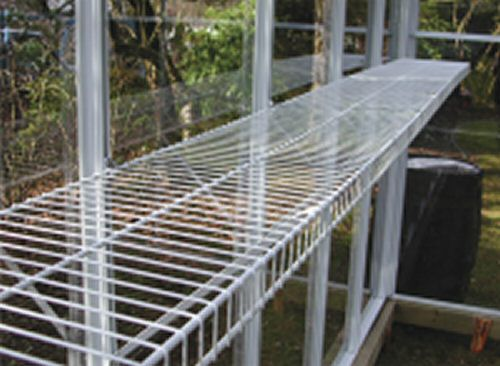 Greenhouse Plant Shelves Greenhouse Supplies Greenhouse