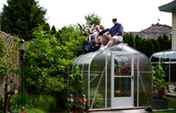 Sun Garden Greenhouse