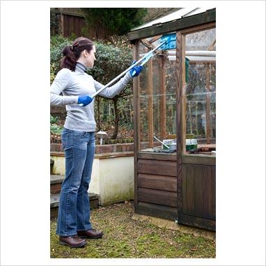 wash backyard greenhouse
